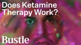 Trying Ketamine To Treat Anxiety