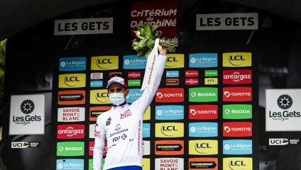 """Critérium du Dauphiné 2021 - David Gaudu : """"C'est rassurant de jouer devant"""""""