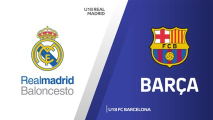 EB ANGT Finals Valencia Highlights: Final, Madrid 81-78 Barcelona