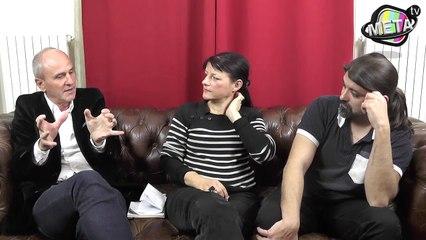 Entretien Gilets Jaunes 1 par MetaTV : Marijane & Sylvain Baron par  Périclès - Partie 2 sur 2 (2021-05-26)