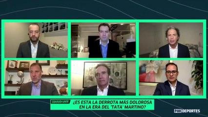 """""""Se acabó la luna de miel para Martino"""", Andre Marín: LUP"""