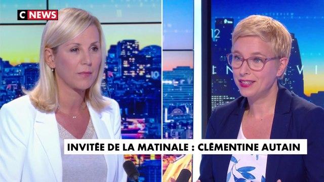L'interview de Clémentine Autain