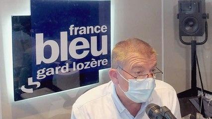 Jean-MarcCampello vice-président deNîmesMétropole.