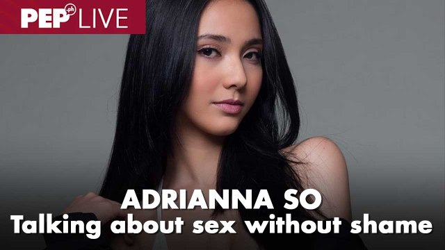 Gameboys actress Adrianna So supports normalizing sex talks via online show The Sexth Sense