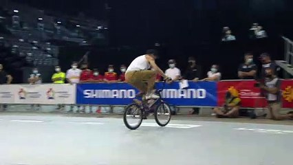 Best Tricks   BMX Flatland Men Semi Finals   2021 UCI Urban Cycling World Championships Presented by FISE