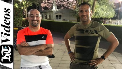 Two expats in UAE run for 48 hours for sick kids