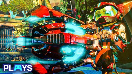 10 Most Destructive Ratchet and Clank Weapons