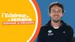 Stéphane Le Diraison, skipper du Vendée Globe, milite pour la préservation des océans