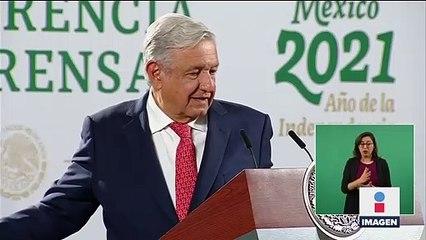 Estoy feliz por los resultados electorales: López Obrador