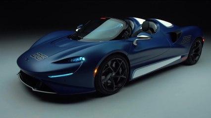 La experiencia definitiva del roadster descapotable - la versión con parabrisas del exclusivo McLaren Elva entra en producción