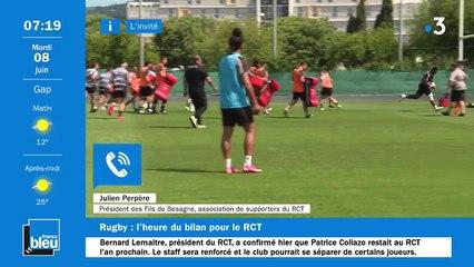 08/06/2021 - La matinale de France Bleu Provence