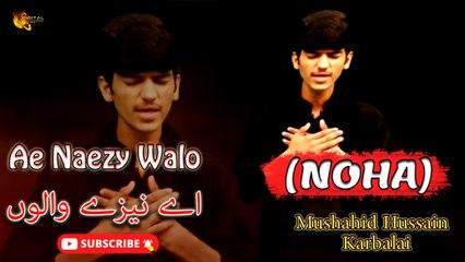 Ae Naezy Walo   Noha   Mushahid Hussain Karbalai   Labaik Labaik