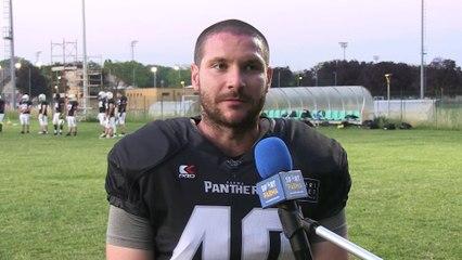 Verso Panthers - Seamen: le interviste a Federico Rossi e Modeste Pooda