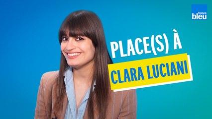 """Clara Luciani : """"Je fais le tour de France des spécialités locales"""""""