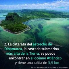 10 datos interesantes sobre el océano