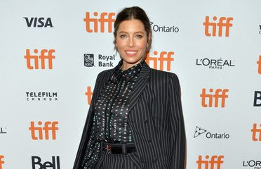 """Jessica Biel Said She Never Meant to Have a """"Secret"""" Baby"""