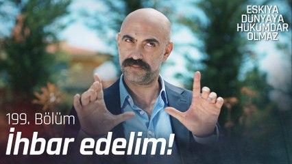Yavuz Ve Özcan'ın Hamdi Baba Planı! - Eşkıya Dünyaya Hükümdar Olmaz 199. Bölüm