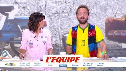 La Petite Lucarne du 8 juin 2021 - Tous sports - L'Equipe d'Estelle