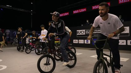 Day 5 Highlights   2021 UCI Urban Cycling World Championships Presented by FISE