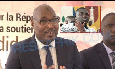 Affaire Terrain Jaraaf : Adama Fall, responsable  APR Médina répond à Bamba Fall