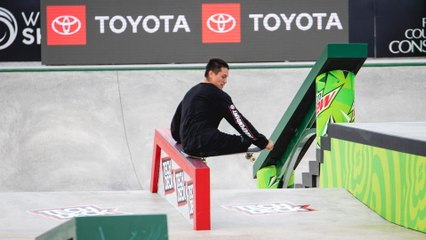 Video Highlights: Men's Adaptive Street Presented by Toyota   Dew Tour Des Moines 2021