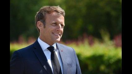 Emmanuel Macron giflé dans la Drôme : sa réaction ironique