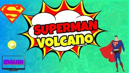 Superman Vocano (1942) English