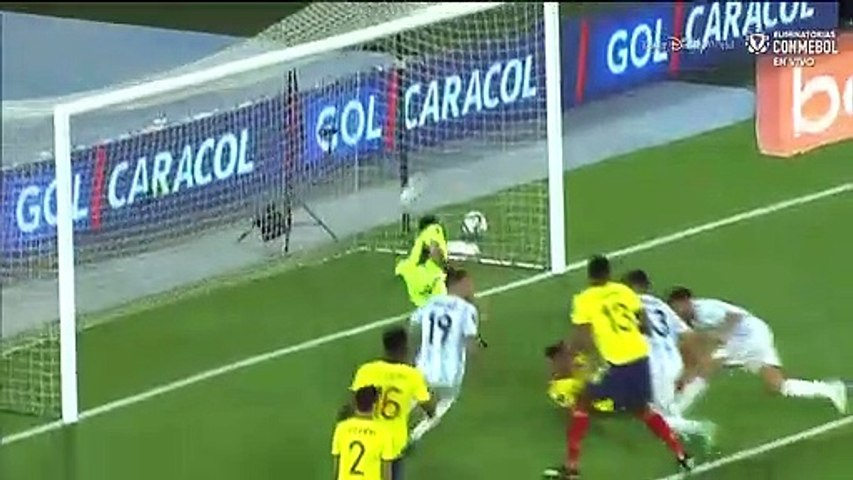 Colombia vs Argentina   All Goals and Highlights 08/06/2021