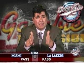 Miami Heat @ LA Lakers NBA Basketball Preview