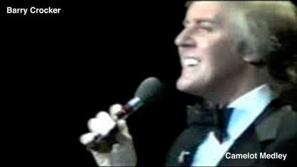 Barry Crocker - Camelot Medley