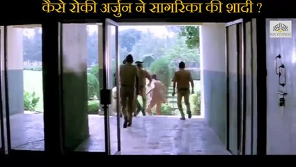 How did Arjun stopped Sagarika wedding Scene   Khoon Ka Karz (2000)    Vinod Khanna    Dimple Kapadia   Rajinikanth    Sanjay Dutt   Kimi Katkar   Sangeeta Bijlani   Bollywood Movie Scene  