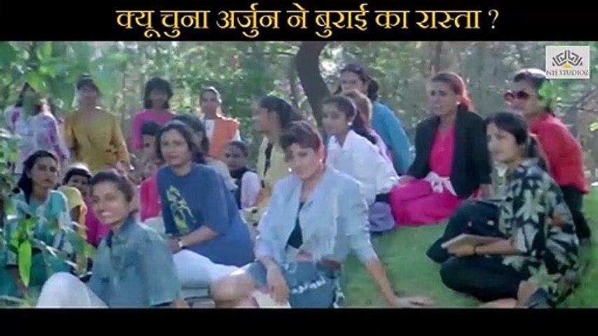 Why did Arjun choose the wrong way Scene   Khoon Ka Karz (2000)    Vinod Khanna    Dimple Kapadia   Rajinikanth    Sanjay Dutt   Kimi Katkar   Sangeeta Bijlani   Bollywood Movie Scene  