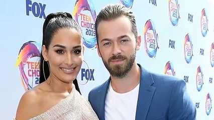 Why Nikki Bella Wants To Quickly Wrap Up A Big Wedding With Artem 'Sooner Than L