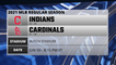 Indians @ Cardinals Game Preview for JUN 09 -  8:15 PM ET
