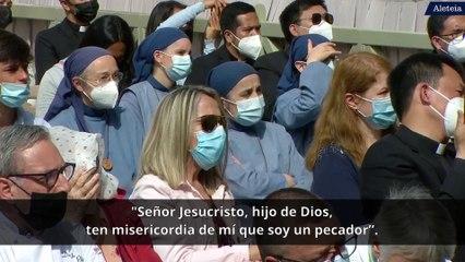 """Señor Jesucristo, ten misericordia de mí que soy pecador"""