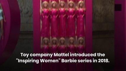 Helen Keller Barbie Doll Added to the 'Inspiring Women' Line