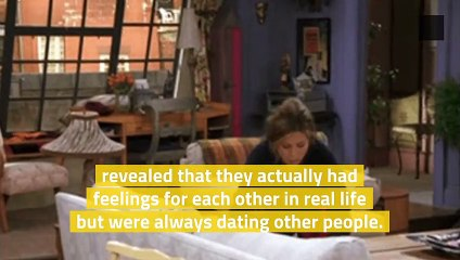 Jennifer Aniston and David Schwimmer Revealed That They Had Feelings for Each Other