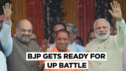 BJP In Battle Mode For 2022 UP Assembly Elections, After Setbacks In Bengal & UP Panchayat