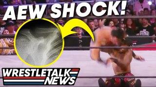 SHOCK AEW Retirement! FIRED WWE Star SHOOTS On Vince McMahon | WrestleTalk