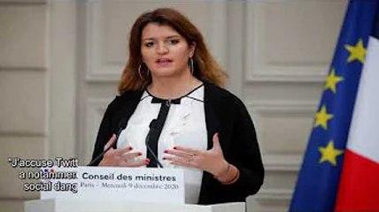 Marlène Schiappa victime de menaces de mort, elle accuse Twitter