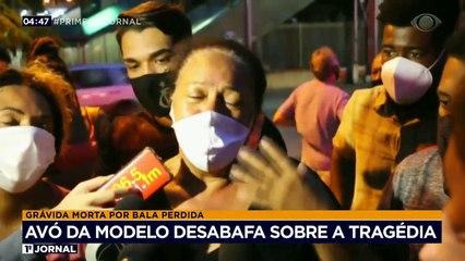 Modelo grávida e bebê morrem por bala perdida no Rio, Connect Video