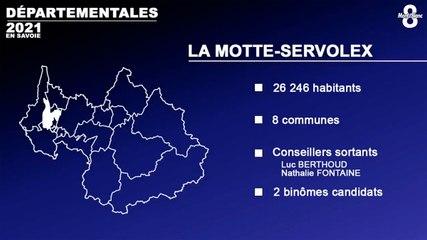 Canton de La Motte-Servolex