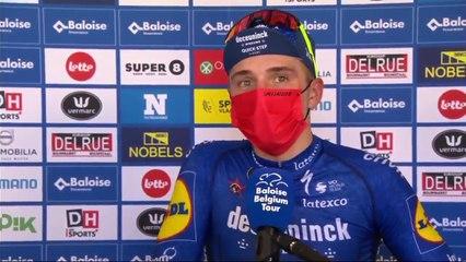 "Tour de Belgique 2021 - Remco Evenepoel : ""I've enjoyed the course"""