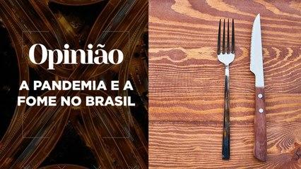 Opinião | A Pandemia e a Fome no Brasil | 18/02/2021
