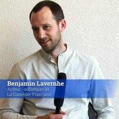 Interview : Benjamin Lavernhe (Le Discours)