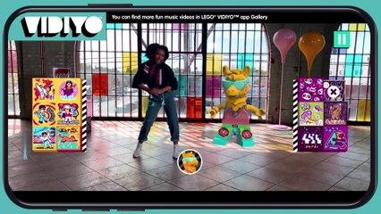 "KIDZ BOP Kids - ""U Can't Touch This"" Dance Along with LEGO® VIDIYO"