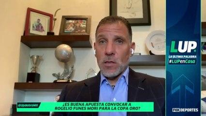Rogelio Funes Mori a la Selección Mexicana ¿Sí o no?: LUP