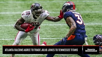 Julio Jones Traded to Titans