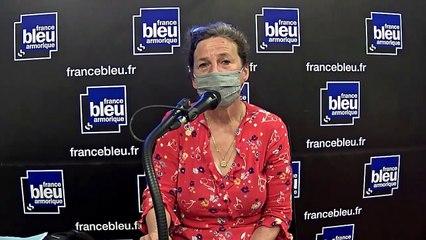 Laurence Piou porte parole d'EELV pour les élections départementales en Ille-et-Vilaine