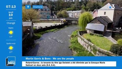 10/06/2021 - La matinale de France Bleu Mayenne